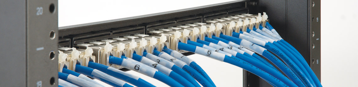 Cablesys CAT6A Pre-terminated Patch Panel