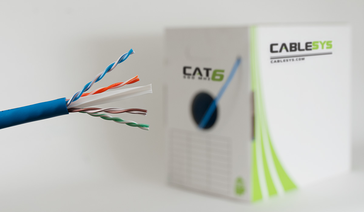 Image of Cablesys CAT6 Bulk Cable UTP
